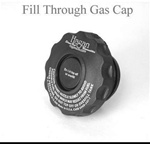 Fill Through Gas Cap (screw on)