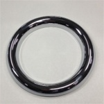 "8.25"" Chrome Trim Ring"