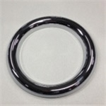 "8-3/4"" Chrome Trim Ring"