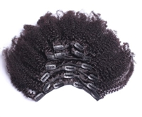 Afro Curly Clipins