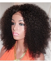 Full Lace Afro Kinky Wig