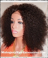 Lace Front Afro Kinky Wig