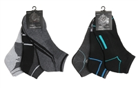 Wholesale Men's Cushion Sport Socks 3-Pair Pack - (20 Pack)