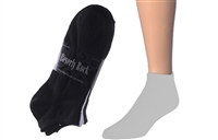Wholesale Men's Low Cut Socks 3-Pair Pack - (20 Pack)