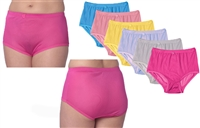 Wholesale Women's Panties Sheer Nylon With Size Option
