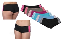 Wholesale Nylon/Spandex Panties With Size Option