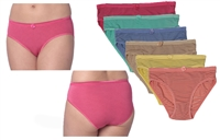 Wholesale Isadora Microfiber Wholesale Nylon/Spandex Panties With Size Option