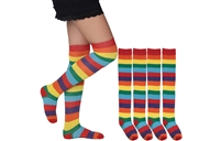 Wholesale Women's Over the Knee Socks (60 Pack)
