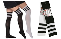 Wholesale Women's Wholesale Over The Knee Socks (60 Pack)
