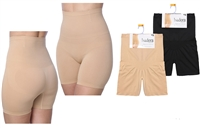 Wholesale Women's Isadora Shapewear Seamless High Waist Short