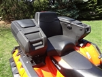 Lock & Ride Deluxe ATV Trunk seat - Polaris Sportsman & Sportsman XP