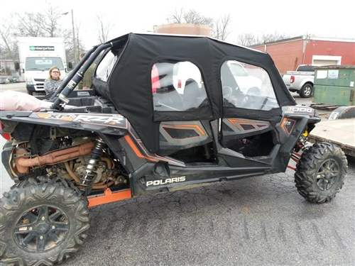 Polaris RZR4 1000 Upper Doors Larger Photo Email A Friend & Polaris RZR4 1000 Upper Doors