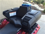 "Sportsman & Sportsman XP Rear Box w/seat - Lock and Go System ""kit D"""