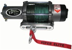 WIDE SPOOL VIPER ELITE 4500LB Winch