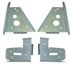 Arctic Cat 400/500/650/700  Ricochet Skid Plate system