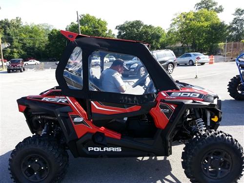 Polaris RZR 900/1000 Upper Doors & Looking for Polaris RZR 1000 / 900S Upper Doors?