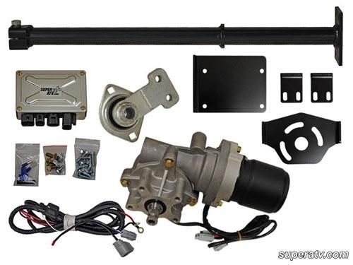 Polaris RZR / RZR S / RZR 4 / RZR 570 Power Steering Kit