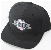 Richardson Surge Fitted Umpire Hat with SEOA - Southern Elite Officials Association