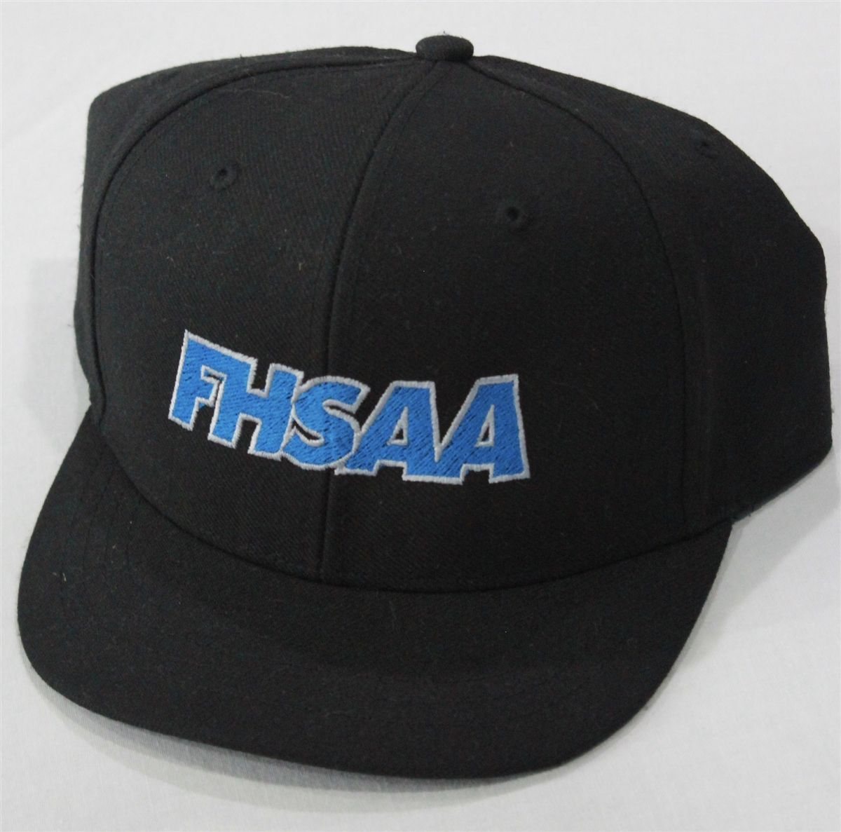 Richardson Surge Fitted Black FHSAA Umpire Hat bbf658ec8c5