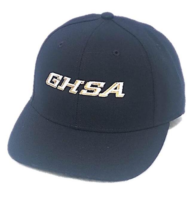 Richardson Surge Fitted GHSA Umpire Hat 5e26b57321c