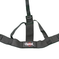 Diamond Umpire Mask Replacement Harness