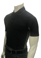 "Smitty ""Major League"" Style Short Sleeve ""Body Flex"" Umpire Shirt"