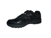 SMITTY ALL-BLACK FIELD SHOES