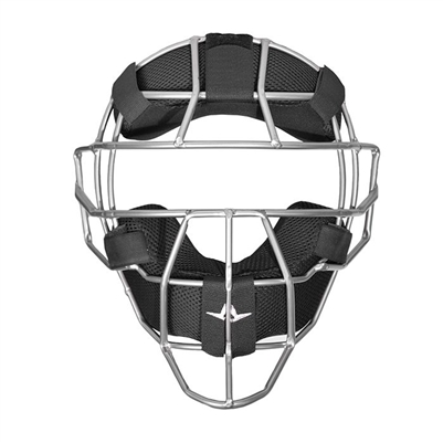 All-Star System7 Traditional Umpire's Face Mask with LUC Pads