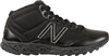 NEW BALANCE MID CUT BASE SHOE - BLACK