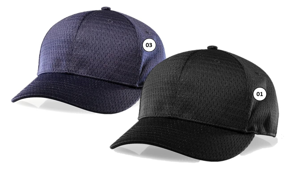 92b14f74b2073 Richardson Pro-Mesh Fitted Umpire Hat