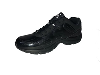SMITTY ALL BLACK COURT SHOE