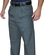 Smitty Expander Waist Pleated Style Plate Pants