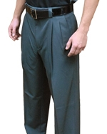 NON-EXPANDER WAISTBAND 4-WAY STRETCH UMPIRE COMBO PANTS - Charcoal