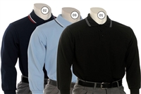 Smitty Long-Sleeve Mesh Umpire Shirt