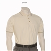 Smitty Short Sleeve Mesh Umpire Shirt - Cream
