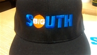 "RICHARDSON FITTED HAT WITH ""Big South""  LOGO"