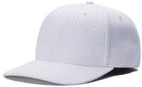 Richardson Pro Mesh FlexFit White Football Referee Hat