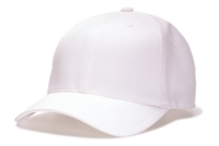 Richardson Pulse Flexfit White Referee Hat