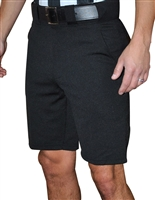 Smitty 4-Way Stretch Solid Black Shorts