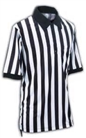 "SMITTY 1"" STRIPE  ""ELITE"" PERFORMANCE REFEREE SHORT SLEEVE"