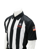 "SMITTY ""AHSAA"" SUBLIMATED SHORT SLEEVE FOOTBALL SHIRT"