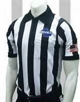"SMITTY ""GHSA"" SUBLIMATED SHORT SLEEVE FOOTBALL SHIRT"