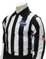 "SMITTY ""GHSA"" SUBLIMATED LONG SLEEVE COLD/FOUL WEATHER FOOTBALL SHIRT"