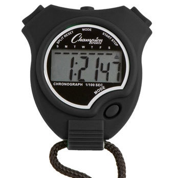 CHAMPION STOP WATCH & TIMER