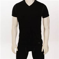 Smitty Loose-Fit Short Sleeve V-Neck T-Shirt