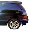 88-91 EF Hatch Carbon Wrapped Street Wing