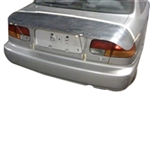 96-00 Civic Coupe Aluminum Drag Wing