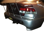 96-00 civic Coupe Carbon Wrapped Drag Wing