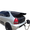 EK Hatch Carbon Fiber OUTLAW Drag Wing