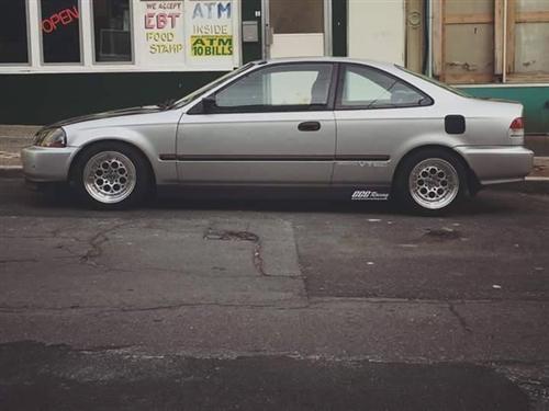 custom 94 civic ex coupe